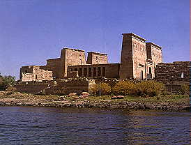 Photograph of Philae Temple